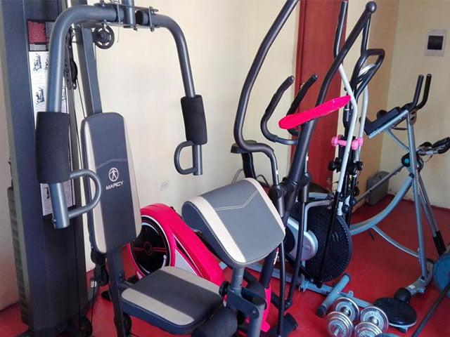 Gym Todo en uno y Elipticas